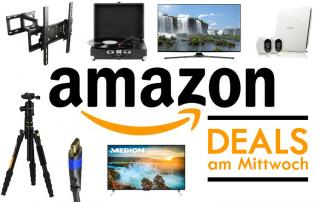 Amazon Deals Mittwoch