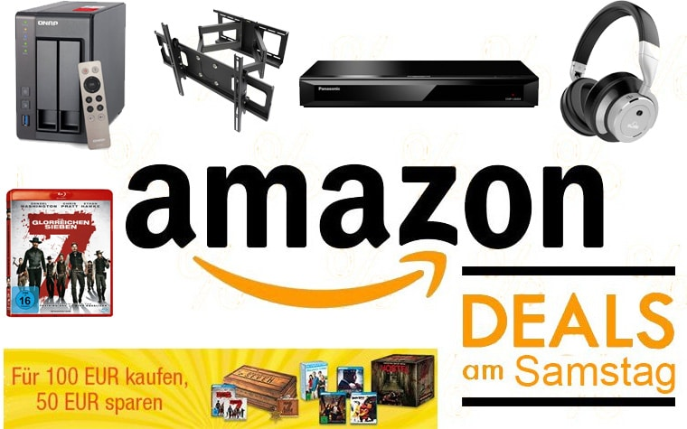 Amazon Angebote am Samstag