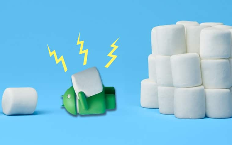 Sony stoppt Android 6.0 Marshmallow Update