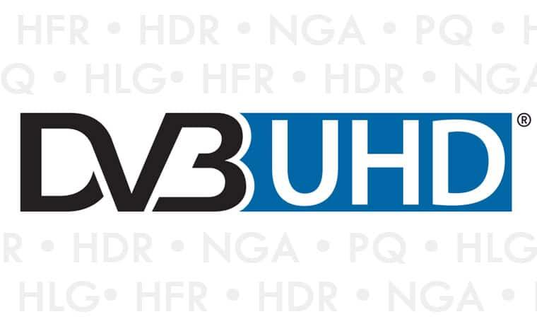 DVB UHD Standard für digitales Fernsehen