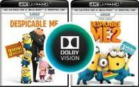 Erste Dolby Vision 4K Blu-rays