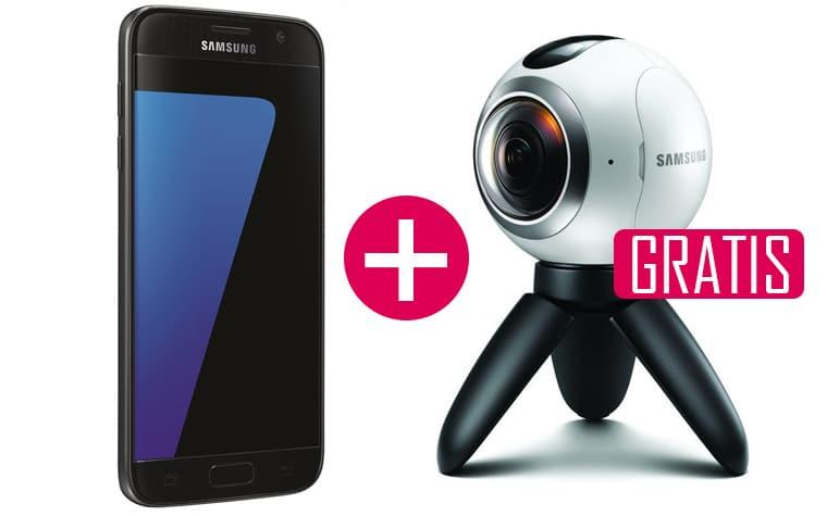 Galaxy S7 + Gear 360 Gratis Aktion