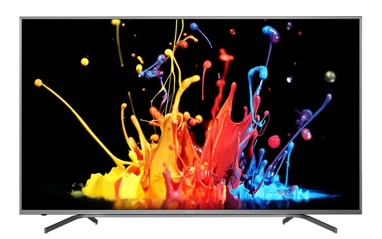 Hisense 4K Fernseher 2017