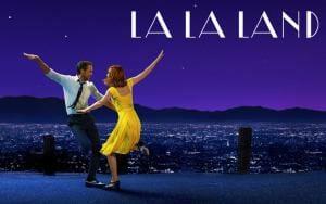 La La Land UHD Blu-ray