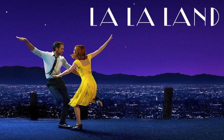 La La Land UHD Blu-ray