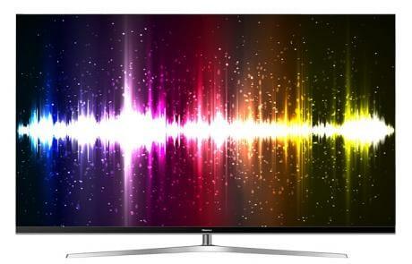 Die NU8700 ULED-TV-Modellreihe erinnert etwas an Samsungs QLED-TVs