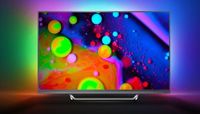 Der Premium LCD-TV für 2017 mit dem neuen P5 Prozessor