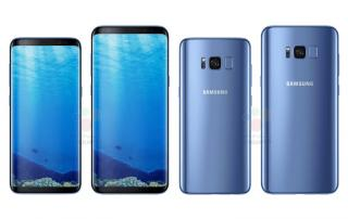 Samsung Galaxy S8 & S8 Plus Smartphones