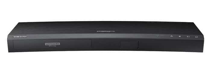 Der Samsung UBD-M8500 soll Nutzern einen günstigen Einstieg in die UHD-Blu-ray Welt bieten