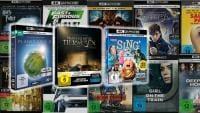 18 Neuheiten auf 4K Blu-ray erscheinen in dieser Woche