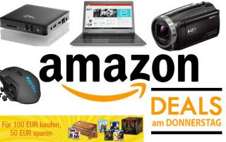 Amazon Deals am Donnerstag