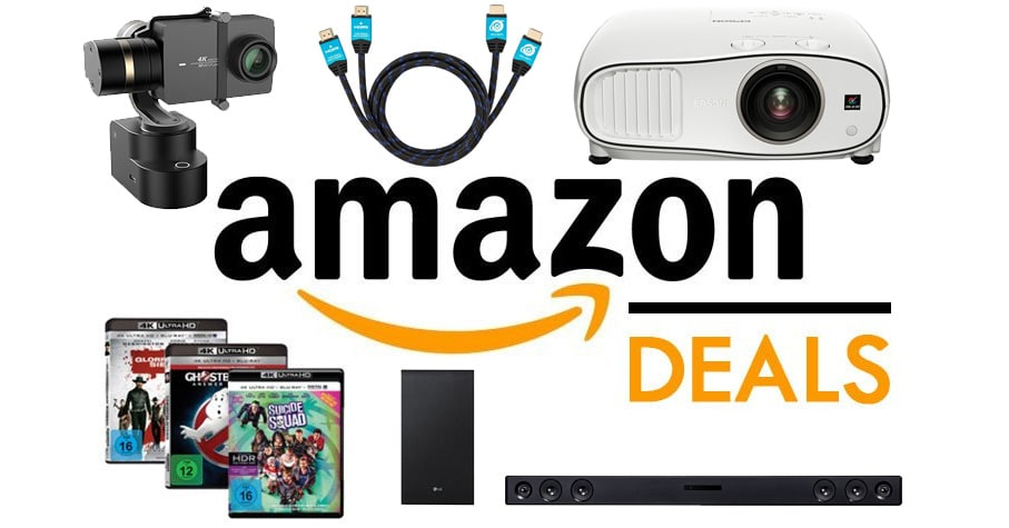 Amazon Angebote am Samstag