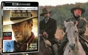 Erbarmungslos auf 4K UHD Blu-ray mit HDR erhältlich ab dem 25. Mai 2017