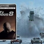 Fast & Furious 8 auf 4K Blu-ray