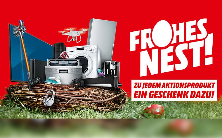 Frohest Nest Aktion Mediamarkt.de