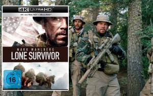 Lone Survivor 4K Blu-ray Test / Review