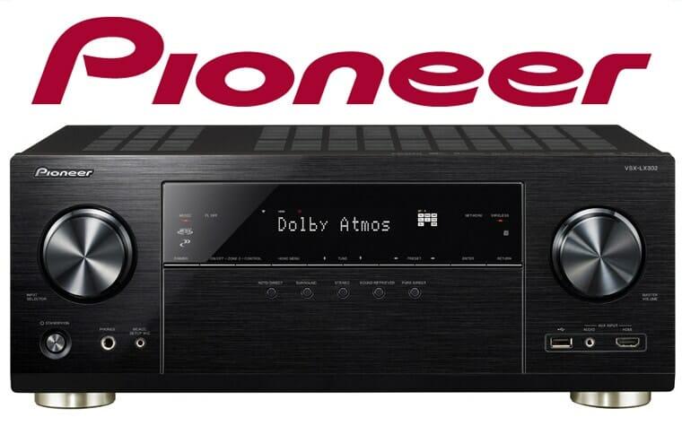 Pioneer AV-Receiver 2017