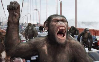 Planet der Affen Revolution & Prevolution erscheint auf 4K Blu-ray