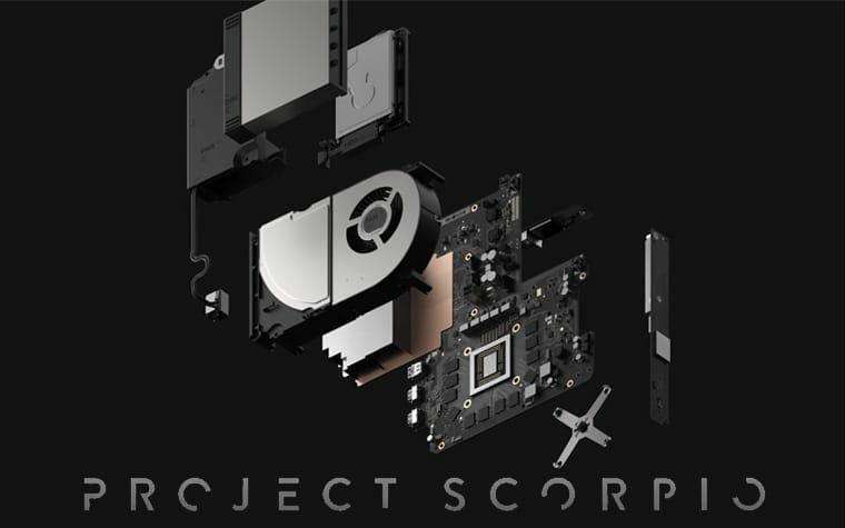Xbox Scorpio - Technische Details zur 4K Konsole