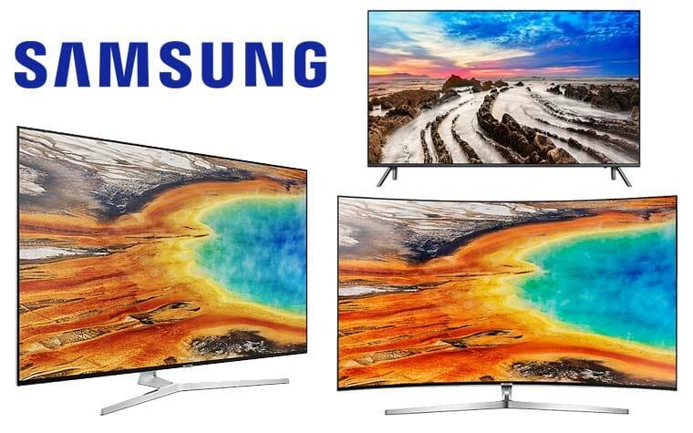 Erste Premium UHD TVs 2017 (MU9009, MU8009, MU7009) lieferbar