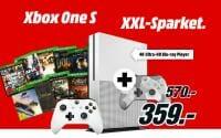 XBOX ONE S Sparpaket mit 9 Spielen und 2. Controller
