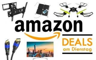 Amazon: Die besten Angebote am Dienstag