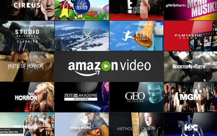 Amazon Channels startet in Deutschland