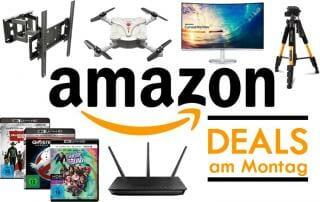 Amazon Deals am Montag den 22. Mai 2017
