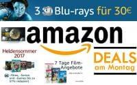 Amazon Deals am Montag den 19. Juni 2017