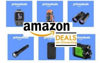 Amazon Prime Deals Donnerstag