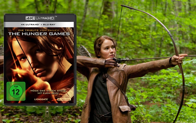 Die Tribute von Panem - The Hunger Games 4K Blu-ray Review