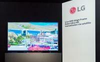 LG und SES übertragen eine High-Frame-Rate (HFR) 4K-Übertragung live via Satellit