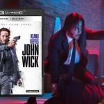 John Wick 4K Blu-ray Review