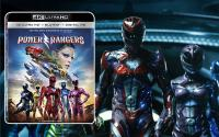 Power Rangers UHD Blu-ray mit Dolby Vision