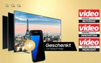 QLED Testsieger-Wochen: Samsung Galaxy S7 gratis