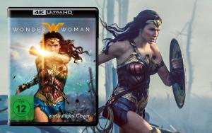 Wonder Woman auf 4K Blu-ray