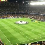 Die Spiele der Fußball Champions League werden ab 2018/2019 nur noch über Sky und DAZN zu sehen sein