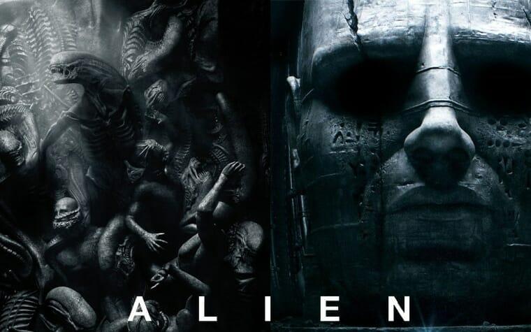 Alien Covenant und Prometheus - Dunkle Zeichen erscheinen auf 4K Blu-ray