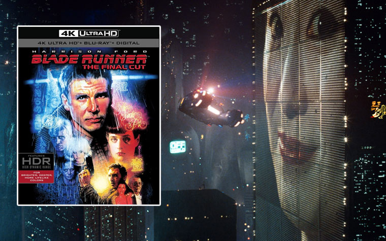 Blade Runner - Final Cut 4K UHD Blu-ray