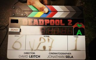 Deadpool 2 Drehstart