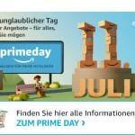 Prime Day 2017 am 11. Juli 2017