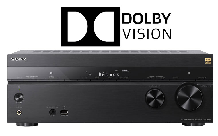 Sony STR-DN1080 Dolby Vision Update