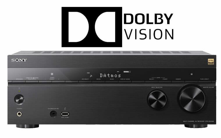 Sony STR-DN1080 Dolby Vision Update