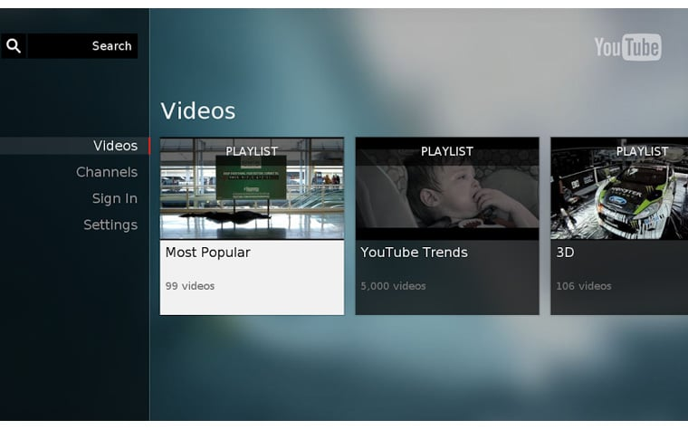 Alter Youtube Flash Player funktioniert nicht mehr auf Smart TVs von 2012 und jünger