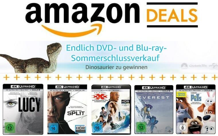 Amazon Deals am Montag