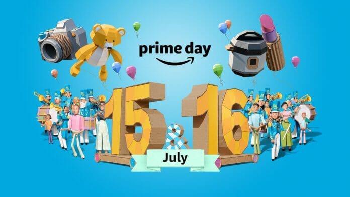 Der Amazon Prime Day 2019 findet am 15. & 16. Juli 2019 statt!