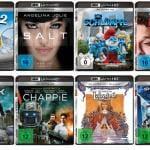 Die Day One 4K Blu-rays von Sony Pictures