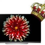 """LGs E7 OLED wurde zum """"King of TV"""" gekrönt"""