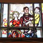 Selbst die Farben von HD-Signalen erstrahlen auf Samsungs Q7C QLED-TV