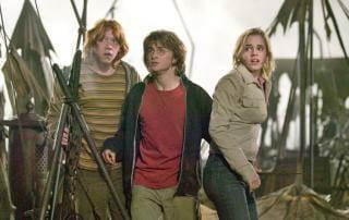 Harry Potter Teil 1 bis 4 erscheint auf 4K UHD Blu-ray